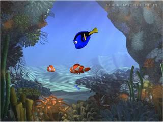 Gdzie jest Nemo... - screen - 2003-12-11 - 21025