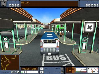 Bus Driver - screen - 2008-12-09 - 127188