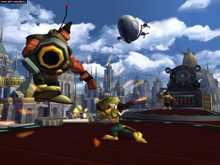 Ratchet & Clank (2002) - screen - 2008-12-09 - 127198