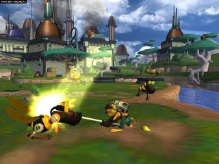Ratchet & Clank (2002) - screen - 2008-12-09 - 127199