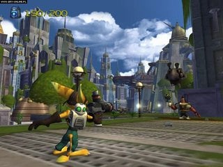 Ratchet & Clank (2002) - screen - 2008-12-09 - 127202