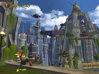 Ratchet & Clank (2002) - screen - 2008-12-09 - 127205