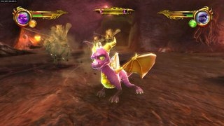 The Legend of Spyro: Dawn of the Dragon - screen - 2008-09-22 - 117111