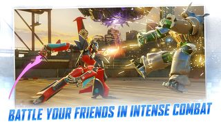 Transformers: Forged to Fight id = 342287