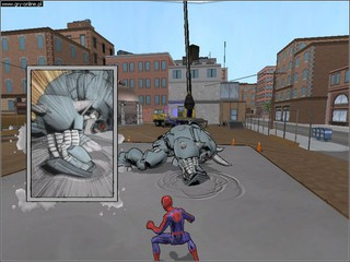 Ultimate Spider-Man - screen - 2005-10-10 - 55175