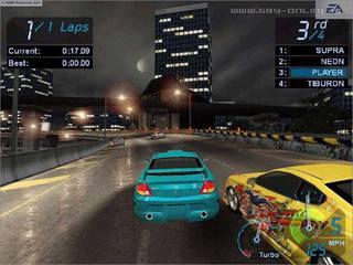Need for Speed: Underground id = 31340