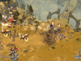 Rise of Nations: Rise of Legends - screen - 2005-09-28 - 54384