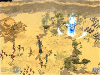 Rise of Nations: Rise of Legends - screen - 2005-09-28 - 54385