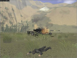 T-72: Bałkany w Ogniu - screen - 2005-07-05 - 50003