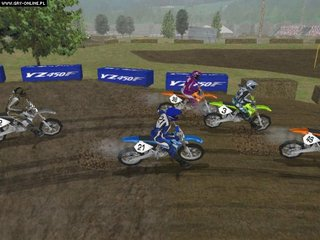 Yamaha Supercross - screen - 2009-01-30 - 133244