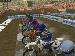 Yamaha Supercross - screen - 2009-01-30 - 133245
