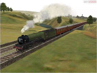 Microsoft Train Simulator - screen - 2001-03-07 - 2220