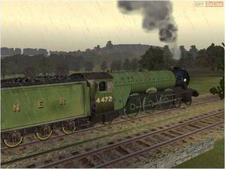 Microsoft Train Simulator - screen - 2001-03-07 - 2221