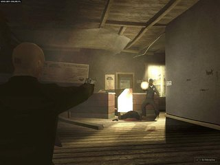 Hitman: Krwawa Forsa - screen - 2006-07-04 - 69377