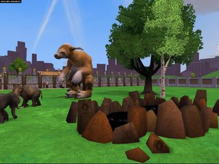 Zoo Tycoon 2: Extinct Animals - screen - 2007-08-14 - 86607