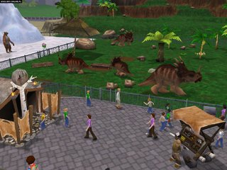 Zoo Tycoon 2: Extinct Animals - screen - 2007-08-14 - 86611