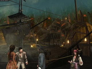 Piraci z Karaibów: Na Krańcu Świata - screen - 2007-05-28 - 83379