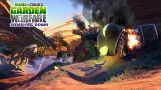 Plants vs. Zombies: Garden Warfare - screen - 2014-04-16 - 281014