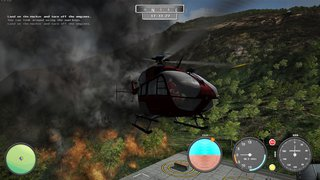 Helicopter: Natural Disasters id = 298308