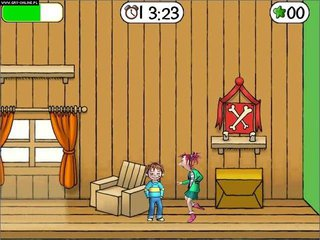 Horrid Henry: Missions of Mischief id = 191908