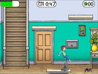Horrid Henry: Missions of Mischief id = 191911