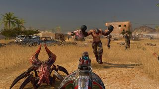 Serious Sam 3 VR: BFE - screen - 2017-11-14 - 359334