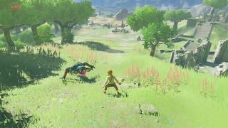 The Legend of Zelda: Breath of the Wild id = 344092