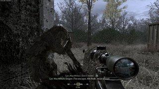 Call of Duty 4: Modern Warfare - screen - 2009-08-18 - 159412