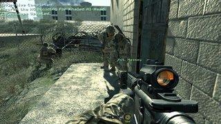 Call of Duty 4: Modern Warfare - screen - 2009-08-18 - 159417