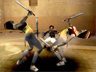 Prince of Persia: The Sands of Time id = 31351