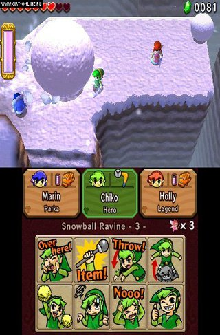 The Legend of Zelda: Tri Force Heroes id = 307925