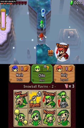 The Legend of Zelda: Tri Force Heroes id = 307928