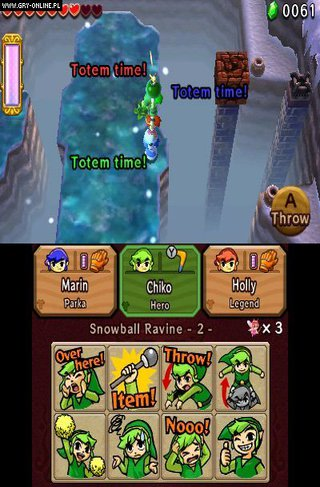 The Legend of Zelda: Tri Force Heroes id = 307929