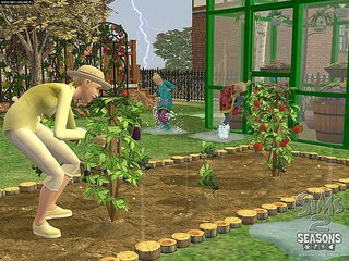The Sims 2: Cztery pory roku - screen - 2006-12-18 - 76952