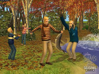 The Sims 2: Cztery pory roku - screen - 2006-12-18 - 76954