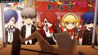 Persona Q: Shadow of the Labyrinth id = 292350