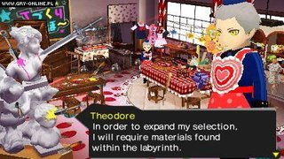 Persona Q: Shadow of the Labyrinth id = 292352