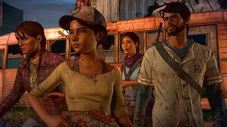 The Walking Dead: The Telltale Series - A New Frontier - screen - 2016-12-20 - 336285