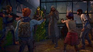 The Walking Dead: The Telltale Series - A New Frontier - screen - 2016-12-20 - 336290