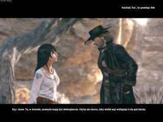 Call of Juarez: Więzy Krwi - screen - 2009-07-01 - 153489