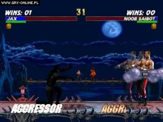 Mortal Kombat Trilogy - screen - 2010-01-02 - 177217