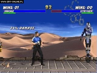 Mortal Kombat Trilogy - screen - 2010-01-02 - 177221