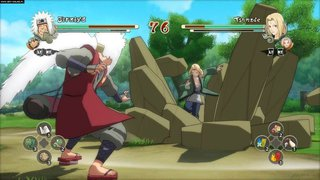 Naruto Shippuden: Ultimate Ninja Storm 2 - screen - 2010-07-26 - 190961