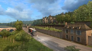 Euro Truck Simulator 2: Vive la France! - screen - 2016-11-29 - 334779