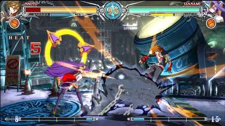 BlazBlue: Central Fiction - screen - 2017-04-25 - 343482