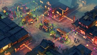 Shadow Tactics: Blades of the Shogun id = 333659