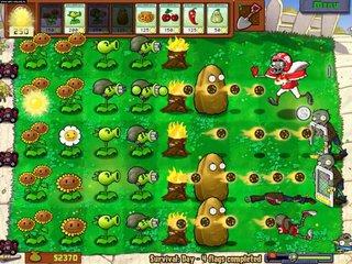 Plants vs Zombies - screen - 2009-06-15 - 150669