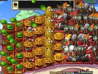 Plants vs Zombies - screen - 2009-06-15 - 150675