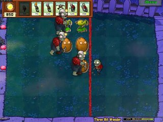 Plants vs Zombies - screen - 2009-06-15 - 150677