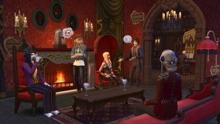 The Sims 4: Vampires id = 337707